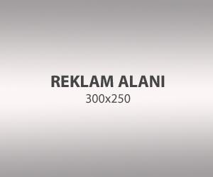 REKLAM ALANI 300X250