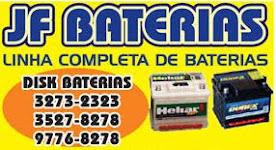 JF BATERIAS Linha Completa de Baterias
