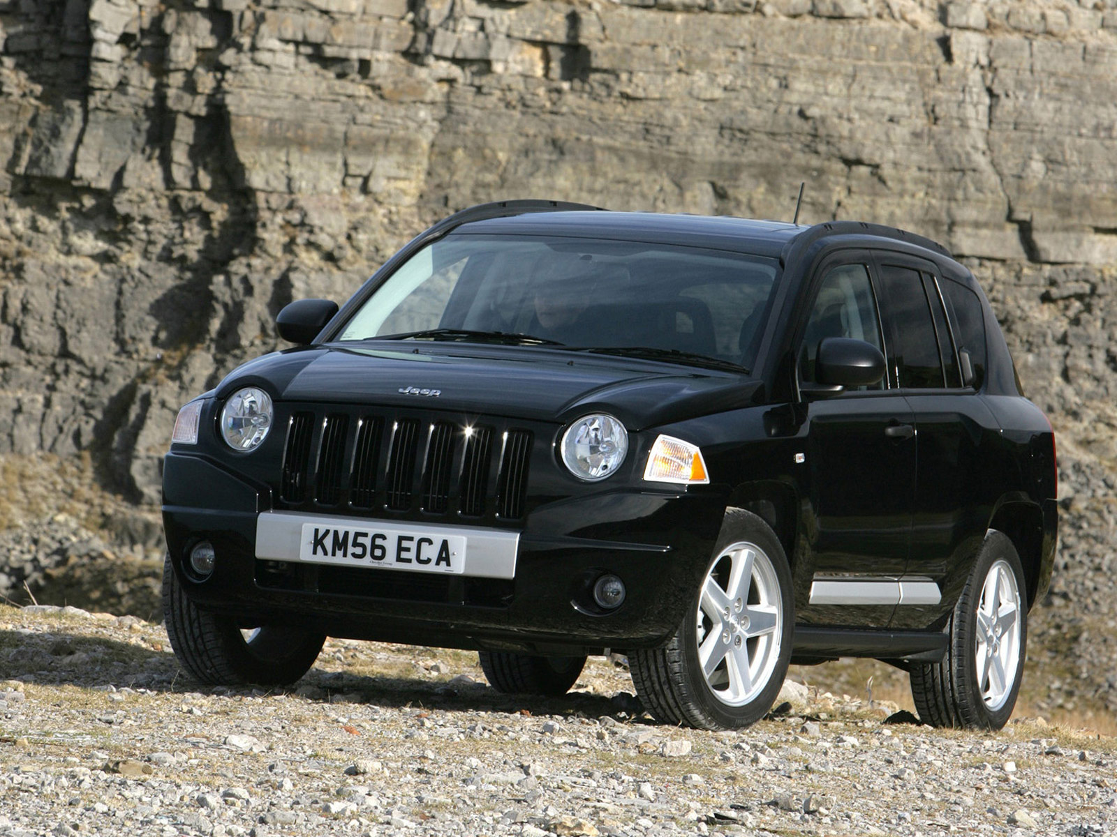 2007 jeep compass uk version car desktop wallpaper. Black Bedroom Furniture Sets. Home Design Ideas