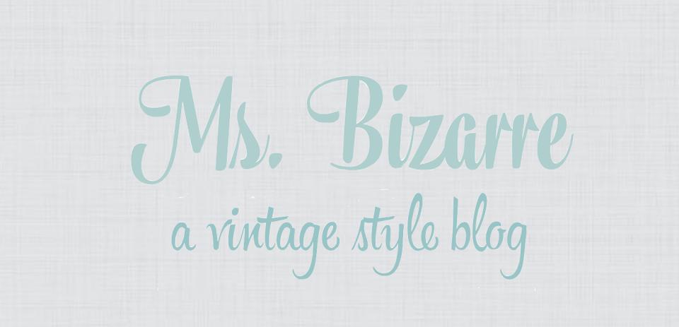 Ms. Bizarre