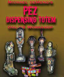 Pez Dispensing Totem Workshop