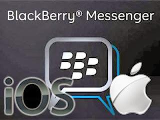 bbm iphone iOS