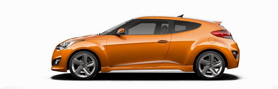 Hyundai Veloster (Vitamin C)