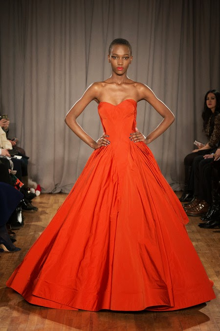 zac posen 2014 evening dresses