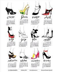 calendário....