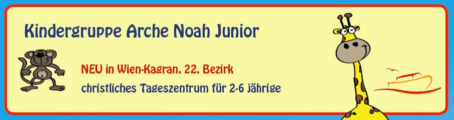 Kindergruppe ArcheNoah Junior