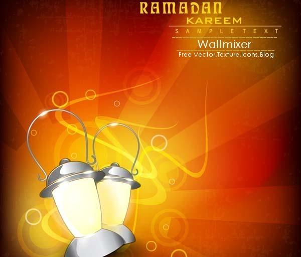 Free Vector Stock: Ramadan Vectors Free Download