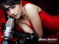 Lirik Dan Kunci Gitar Lagu Mulan Jameela - Mencintaimu