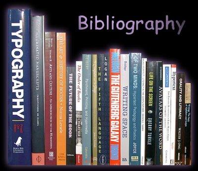 Write a bibliographic