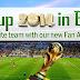 Acessórios para fazer bonito na Copa das Copas