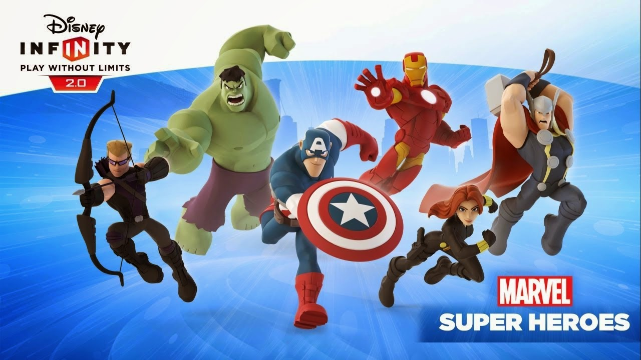 Disney Infinity 2.0: Marvel Super Heroes (Wii U) Review