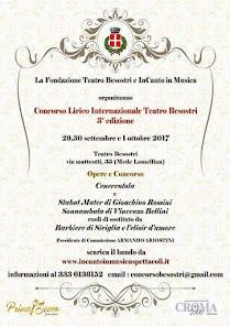 CONCORSO LIRICO TEATRO BESOSTRI 2017