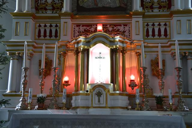 Sapju Dievmates Riga altar