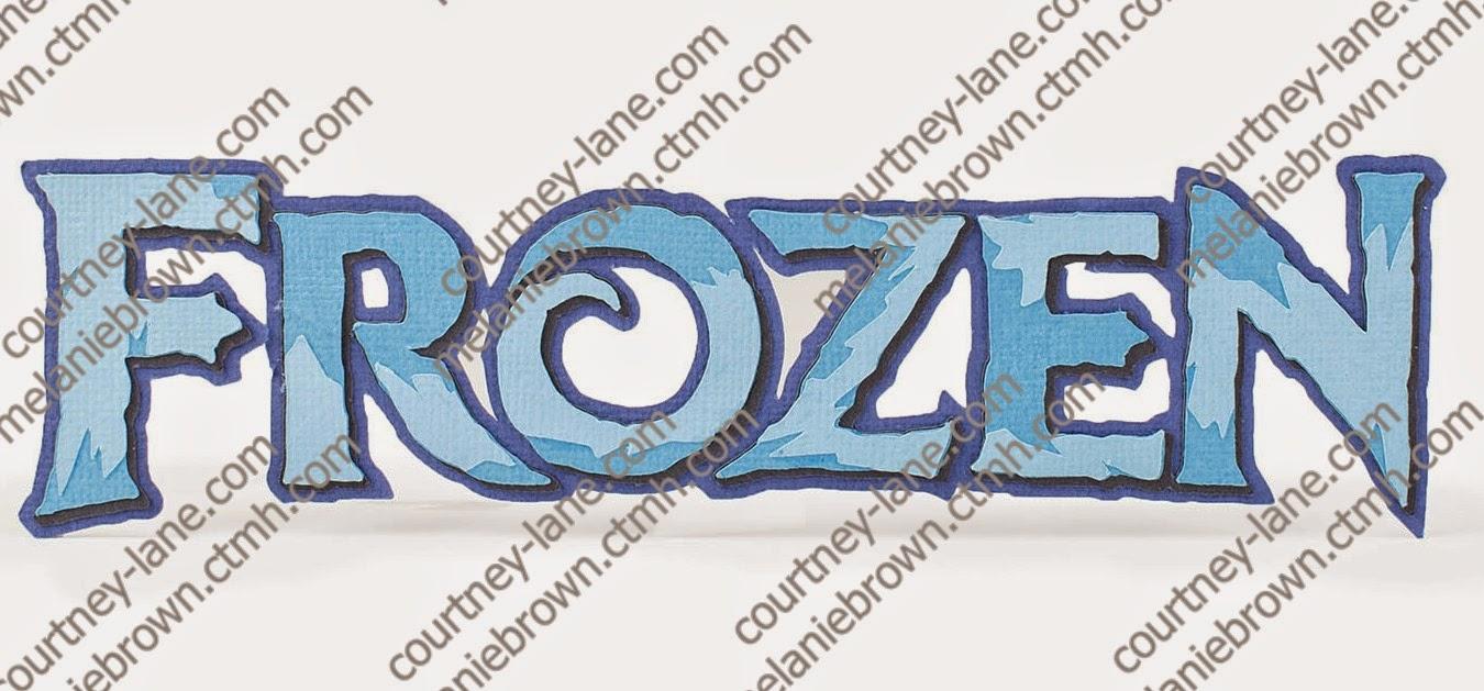 Frozen title