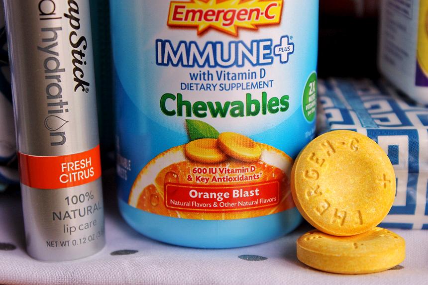 Emergen-C Immune+ Chewale Tablets