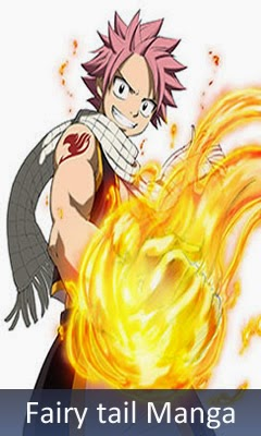 Fairy Tail Manga 464