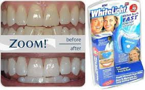 Pemutih Gigi Whitelight Teeth White