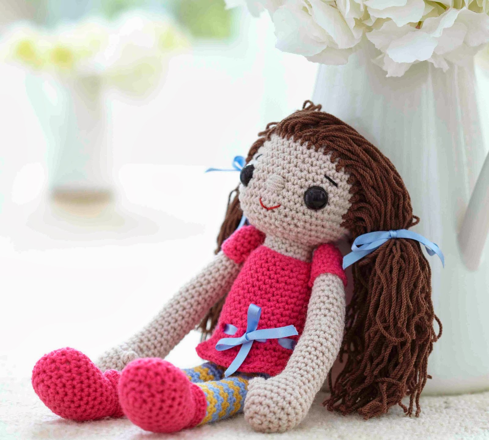 Amigurumi Many : I was also involved in this wonderful crochet book and did ...
