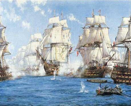 Horatio Nelson, Trafalgar