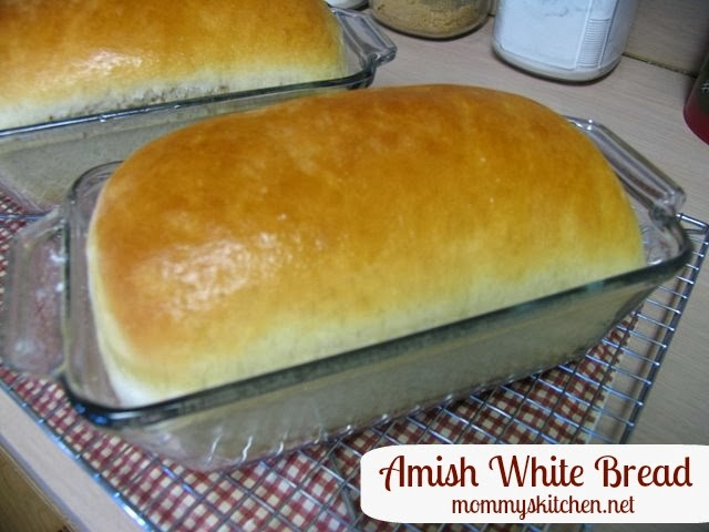 ... - Recipes From my Texas Kitchen: Perfectly Easy Amish White Bread