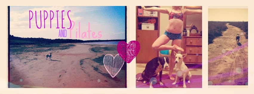 Puppies and Pilates