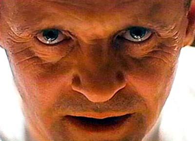 Hannibal Lecter, psicópata de ficción