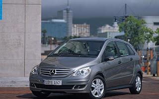 Mercedes b150 front view - صور مرسيدس b150 من الخارج
