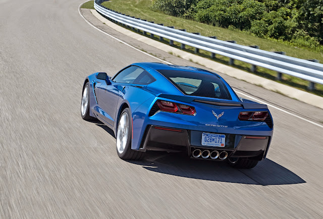 2014 Corvette Stingray Gets Up to 30 MPG