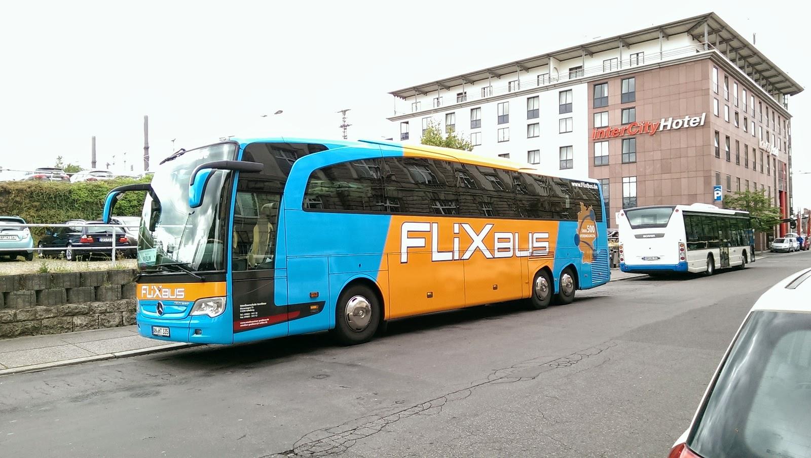 berlin verkehrs presseschau und informationen fernbus bus potsdam fernbusse verbinden. Black Bedroom Furniture Sets. Home Design Ideas