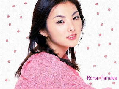 Rena Tanaka Lovely Wallpaper