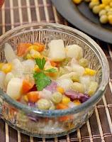 Salada de Maionese (vegana)