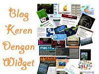 Daftar Widget Keren Untuk Mempercantik Tampilan Blog