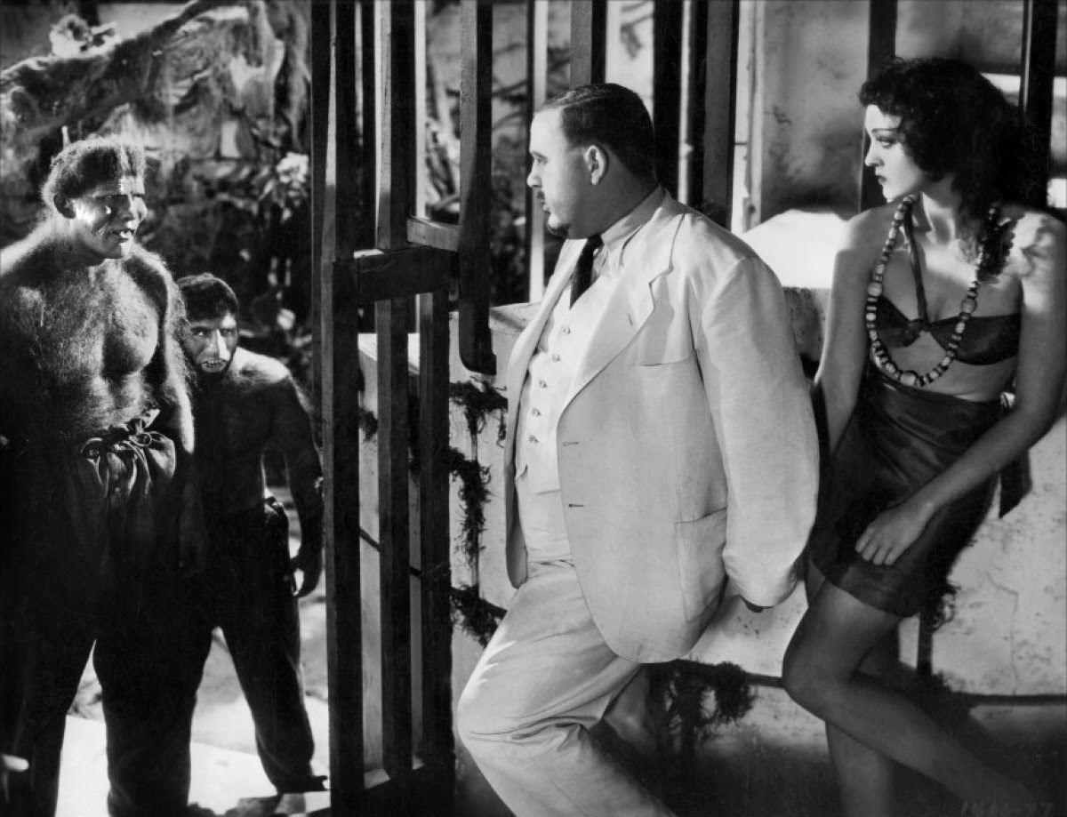 Charles Laughton in The Island of Lost Souls