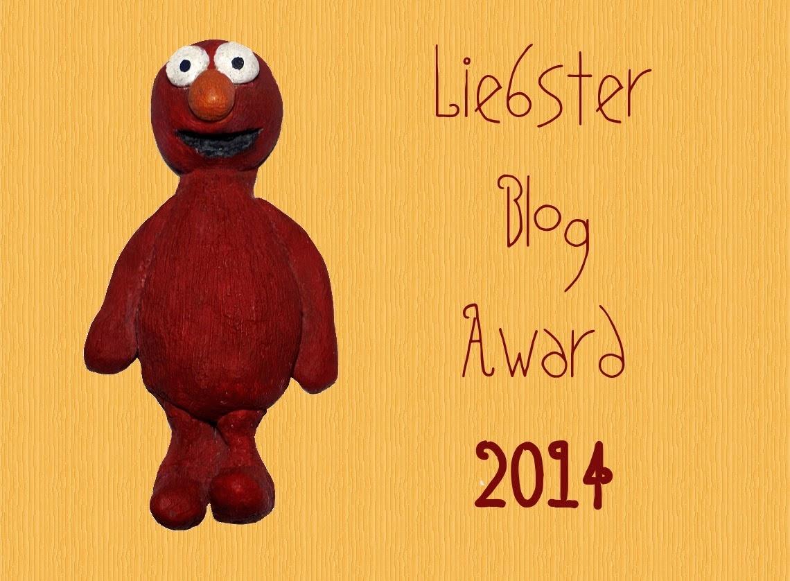 Blog liebster award 2014: Nominacja