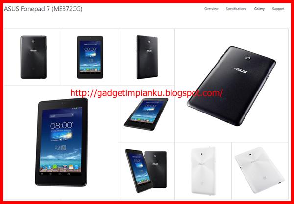 Spesifikasi Dan Harga Asus Fonepad 7 Me372cg Spesifikasi Dan Harga Tablet Asus Fonepad 7