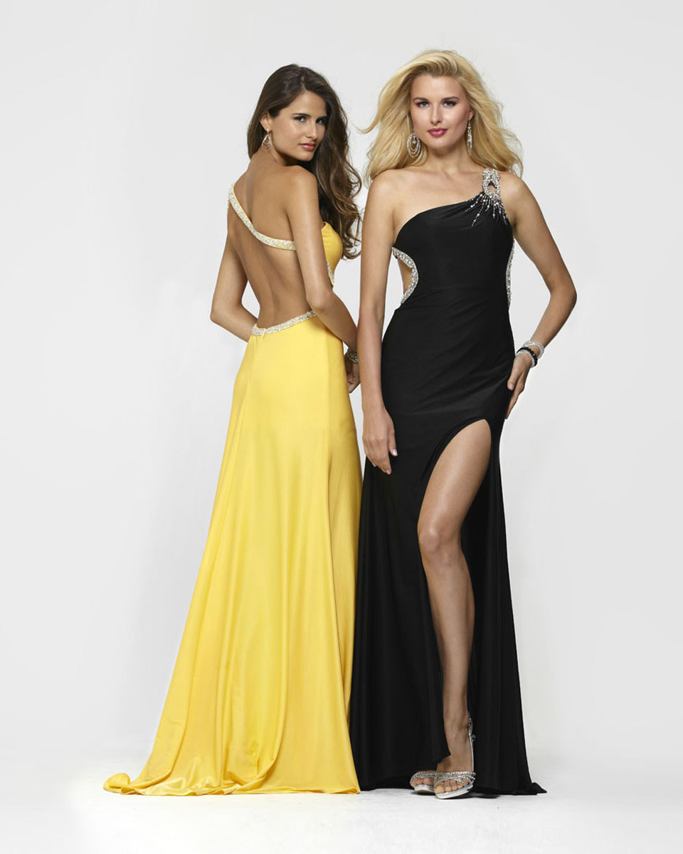Prom Dresses: DressyBridal: Choose Backless Prom Dresses To Turn Heads