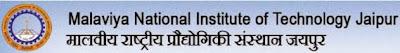 MNIT Jaipur Recruitment 2014