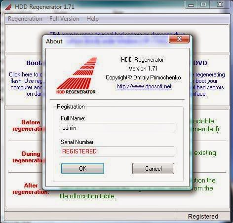 download hdd regenerator free