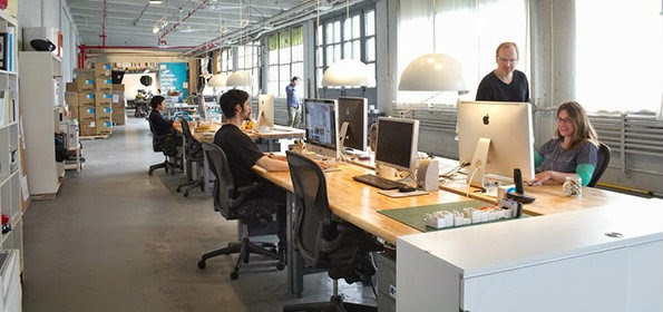 bfi News: 3 Reasons Open Office Plans Are Better After All