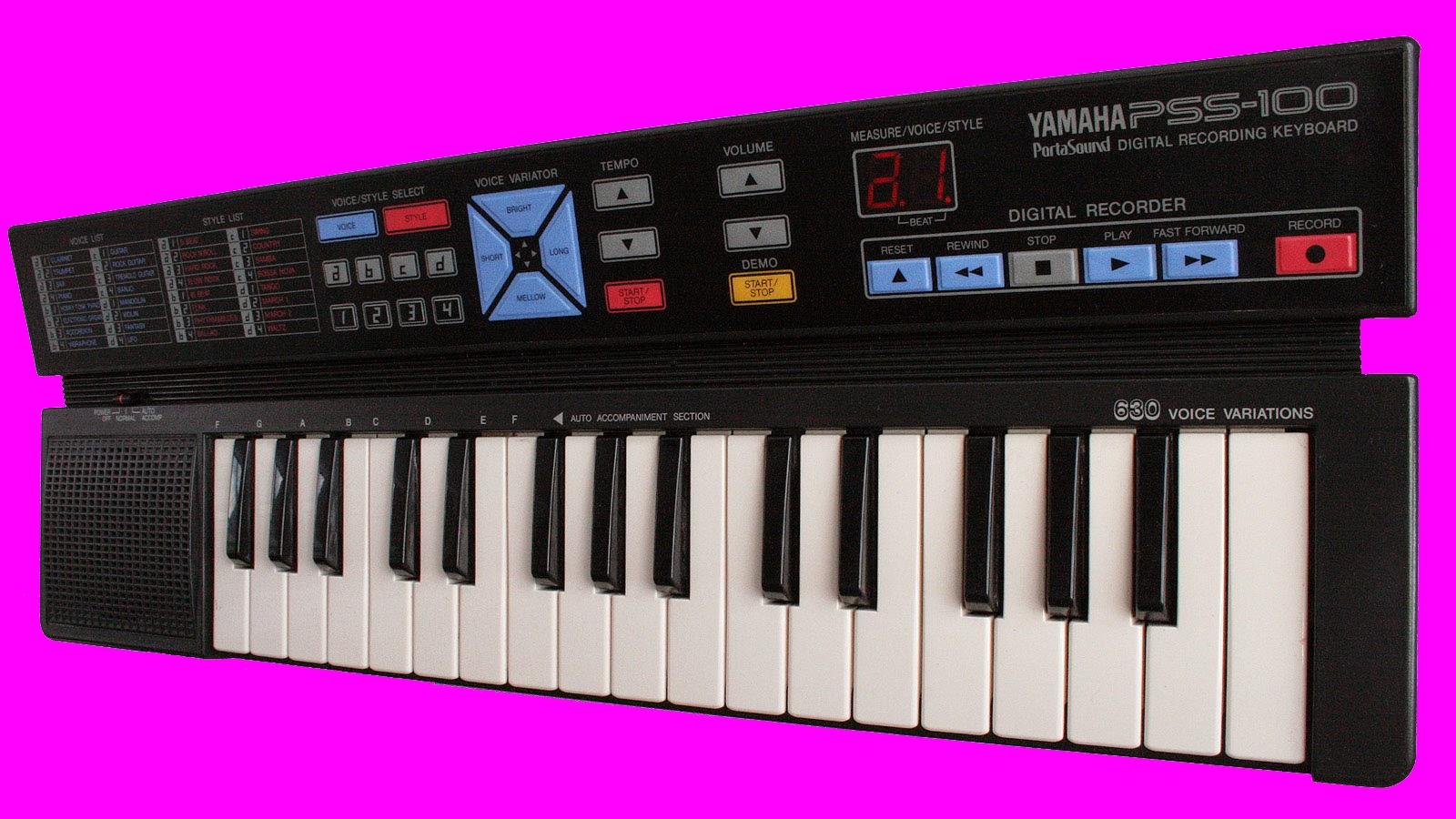 Chiptune Keyboard