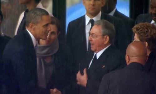 Mandela fue el símbolo supremo de la dignidad: Raúl Castro
