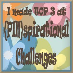 Top 3: pinspirational challenge