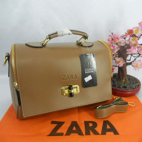 Tas: Zara Yoyo Camel