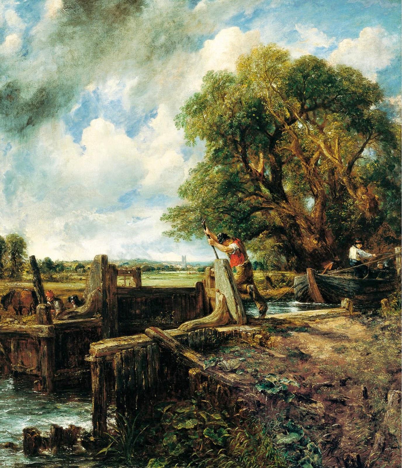 paisajes-campesinos-de-Europa-cuadros-al-oleo