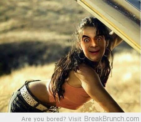 Funny Mr Bean