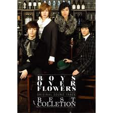 Boys Over Flowers OST Best Collection cover