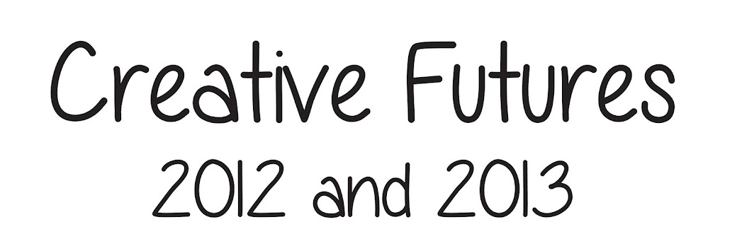 Creative Futures 2012 and 2013
