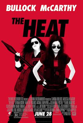 The Heat Sandra Bullock Melissa McCarthy Poster