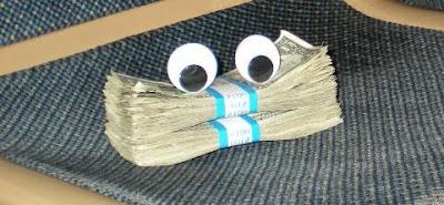 Dinero de bienvenida