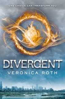 bookcover of DIVERGENT  (Divergent series #1) by Veronica Ross